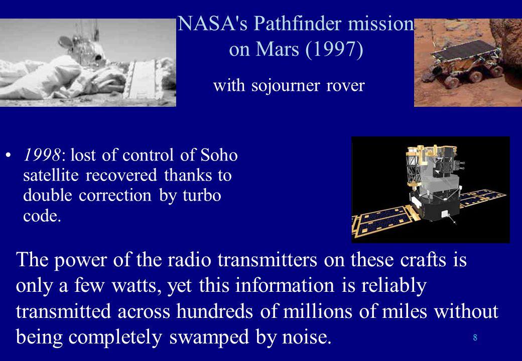 7 Mariner spacecraft 9 (1979) Black and white photographs of Mars Voyager (1979-81) JupiterSaturn