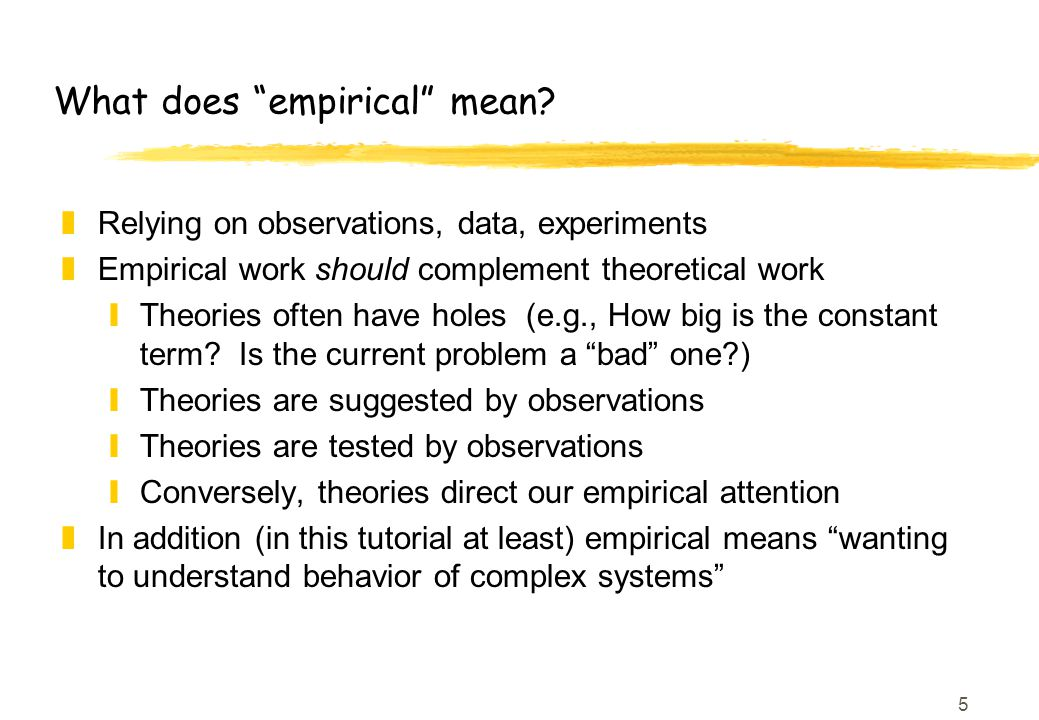 36 Checklist for experiment design * zConsider the experimental procedure ymaking it explicit helps to identify spurious effects and sampling biases zConsider a sample data table yidentifies what results need to be collected yclarifies dependent and independent variables yshows whether data pertain to hypothesis zConsider an example of the data analysis yhelps you to avoid collecting too little or too much data yespecially important when looking for interactions *From Chapter 3, Empirical Methods for Artificial Intelligence, Paul Cohen, MIT Press