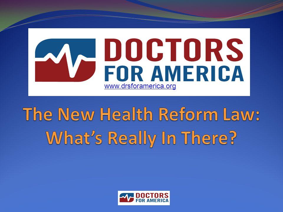 www.drsforamerica.org