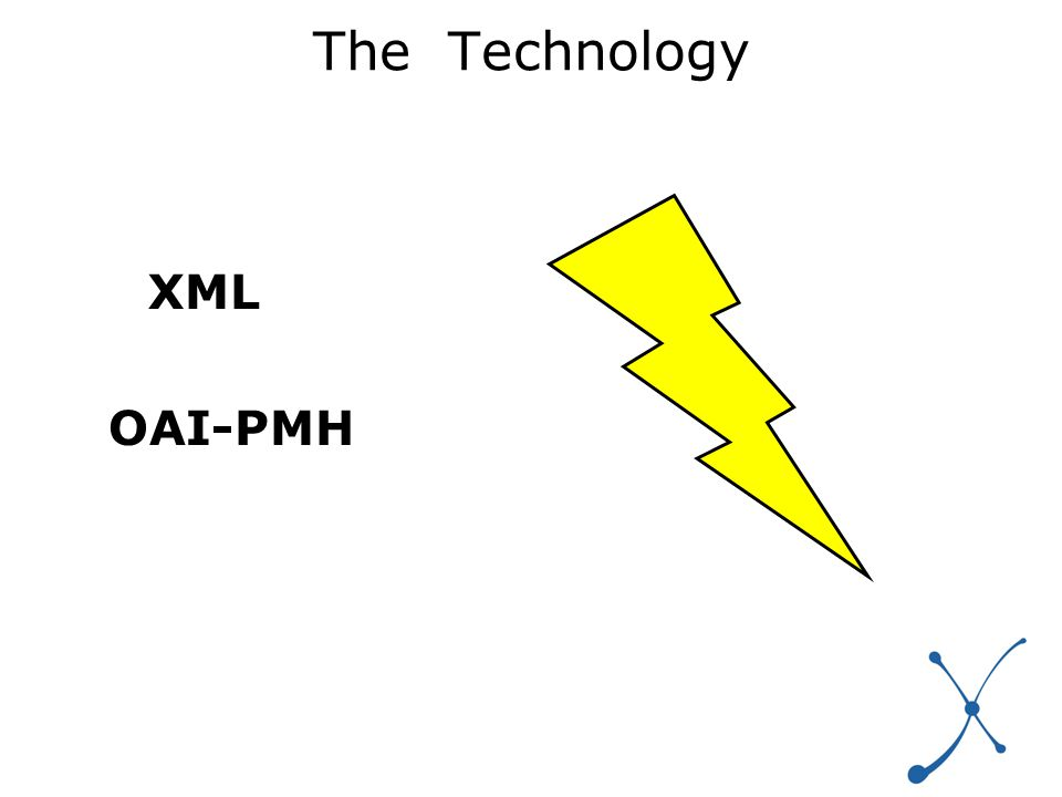 The Technology XML OAI-PMH