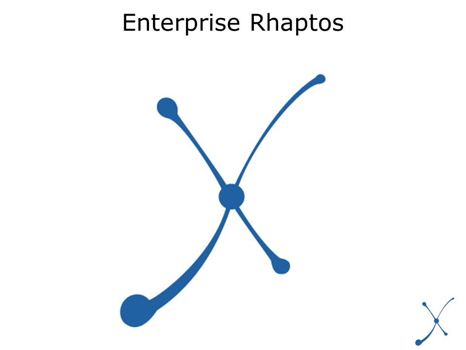 Enterprise Rhaptos