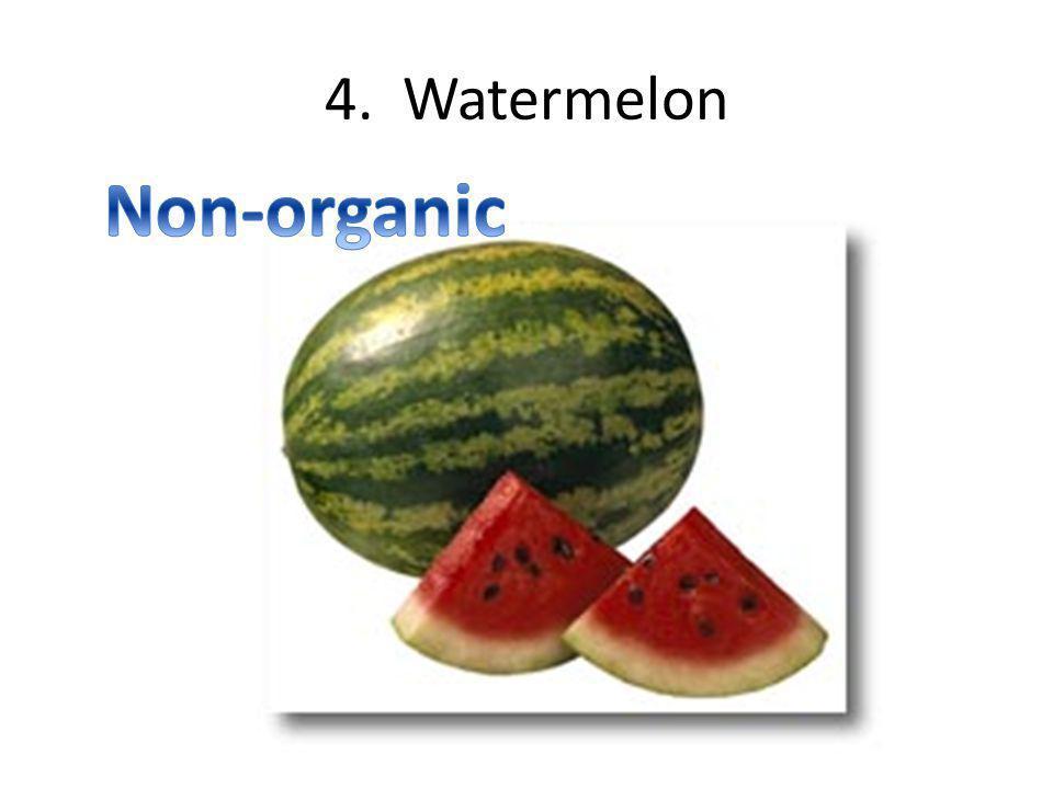 4. Watermelon