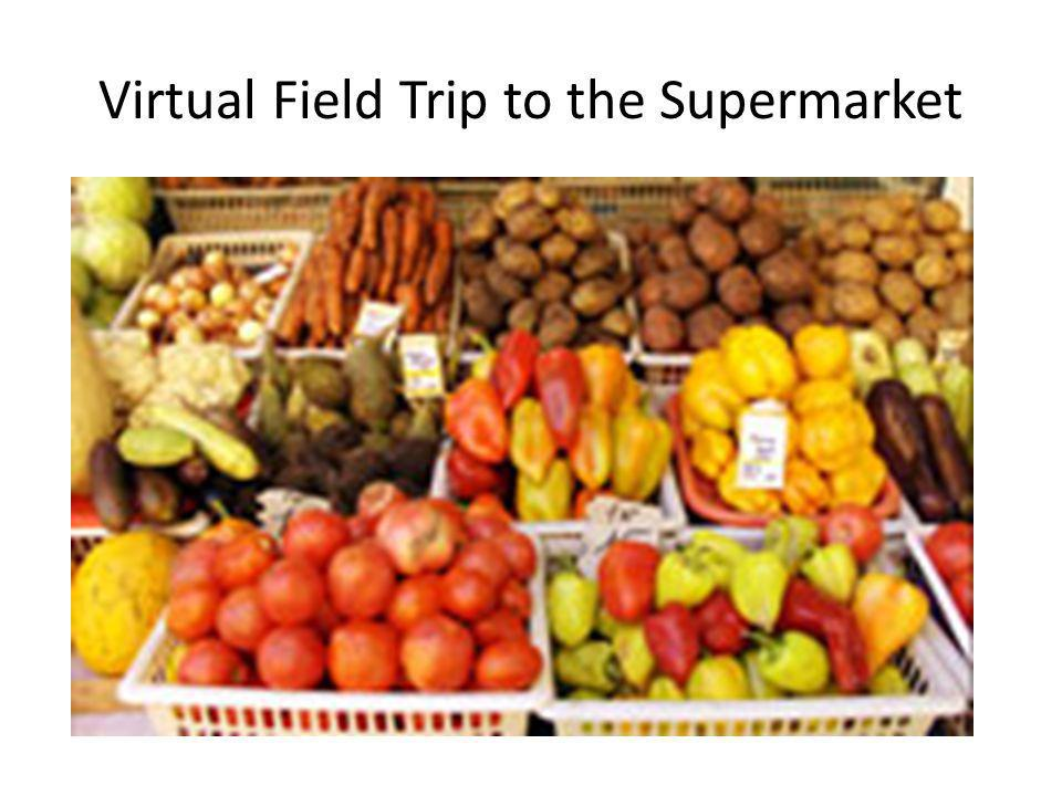 Virtual Field Trip to the Supermarket