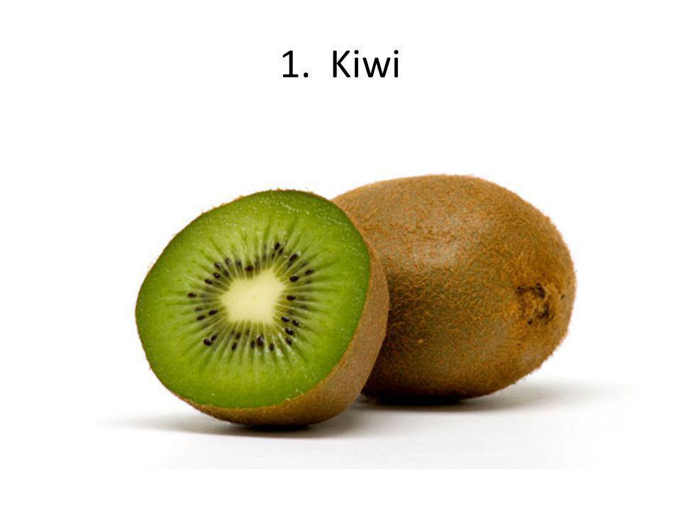 1. Kiwi