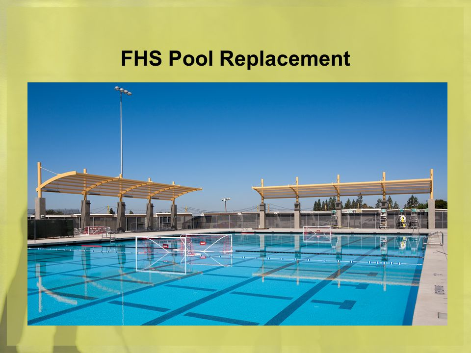 FHS Pool Replacement
