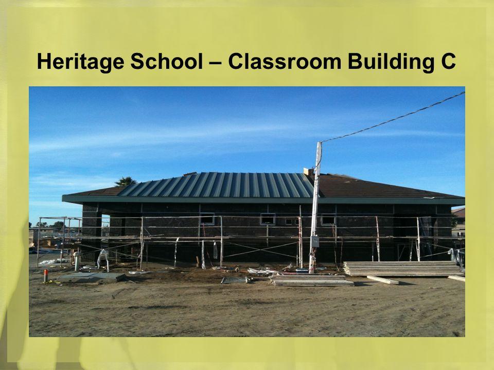 Heritage School – Classroom Building C