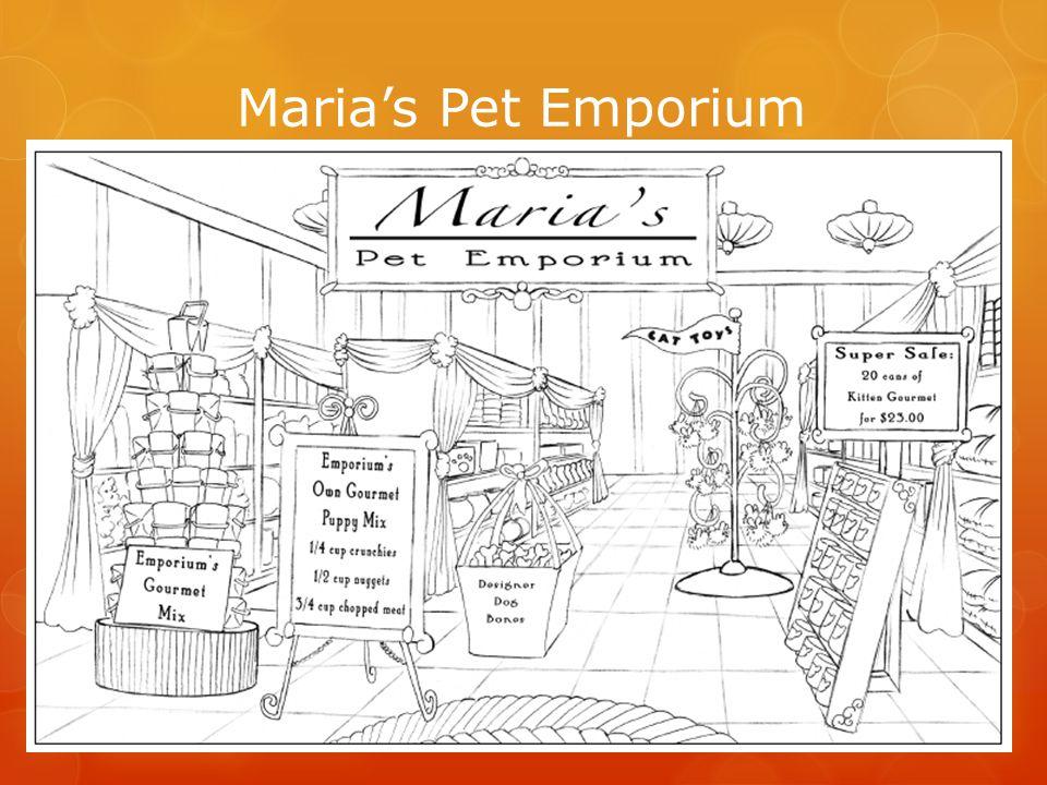 Marias Pet Emporium