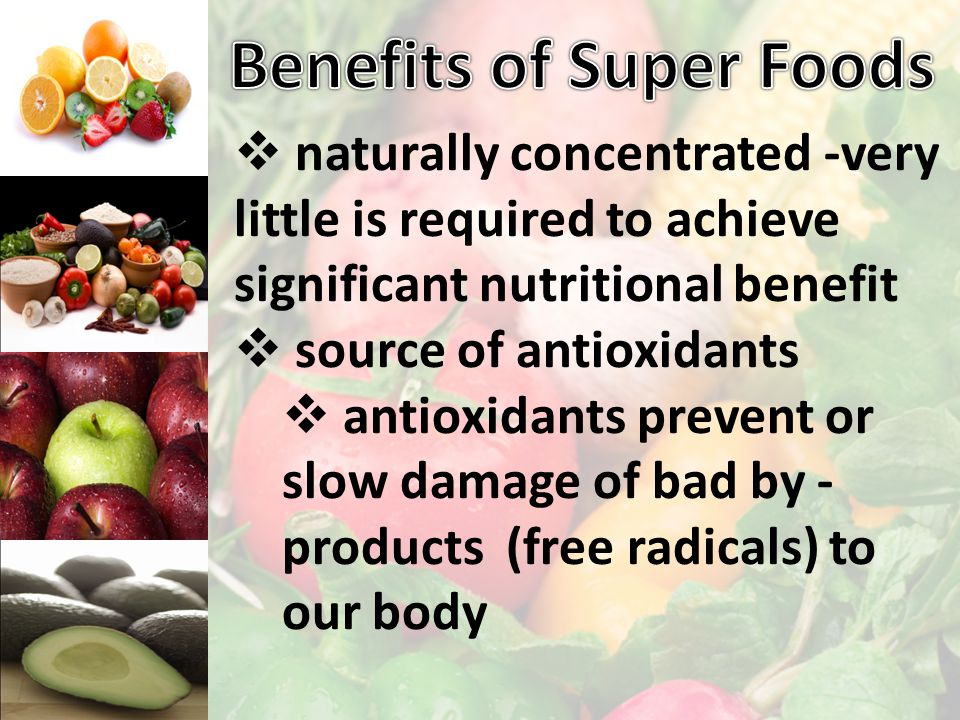 Incredible tasting, satisfying the senses with whole food nutrition...Super food nutrition! Foods that help you find and maintain your ideal, natural