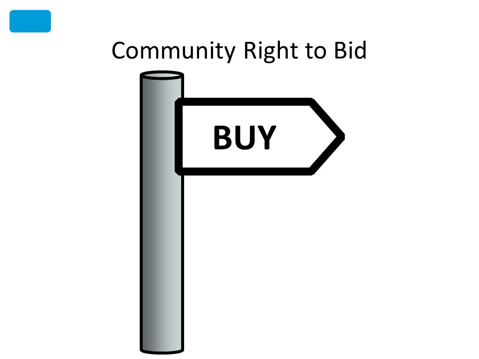 Community Right to Bid BUY