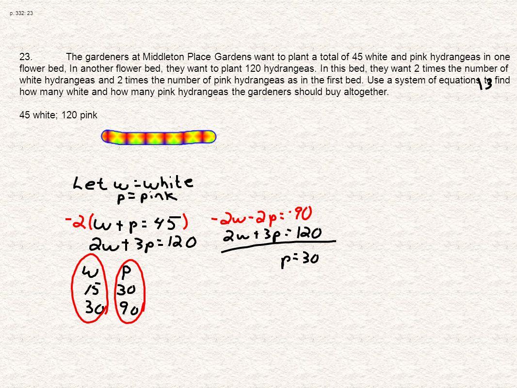 p.332:24 Rusty burns 5 calories per minute swimming and 11 calories per minute jogging.