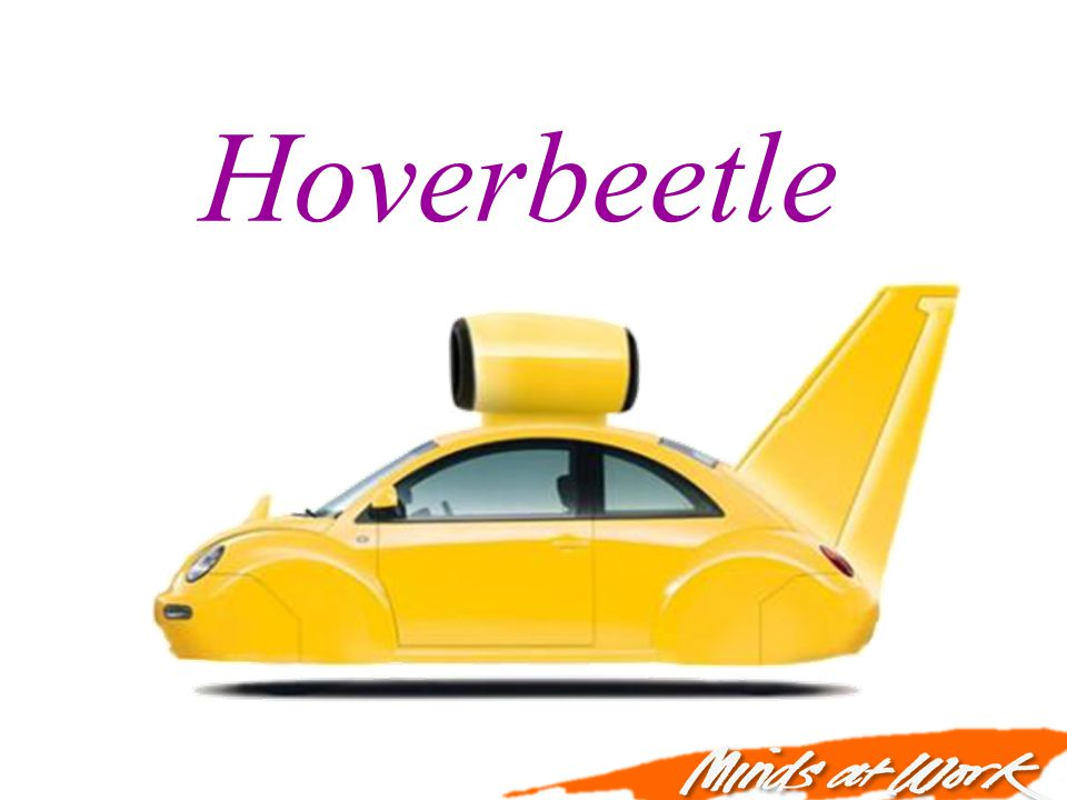 Hoverbeetle