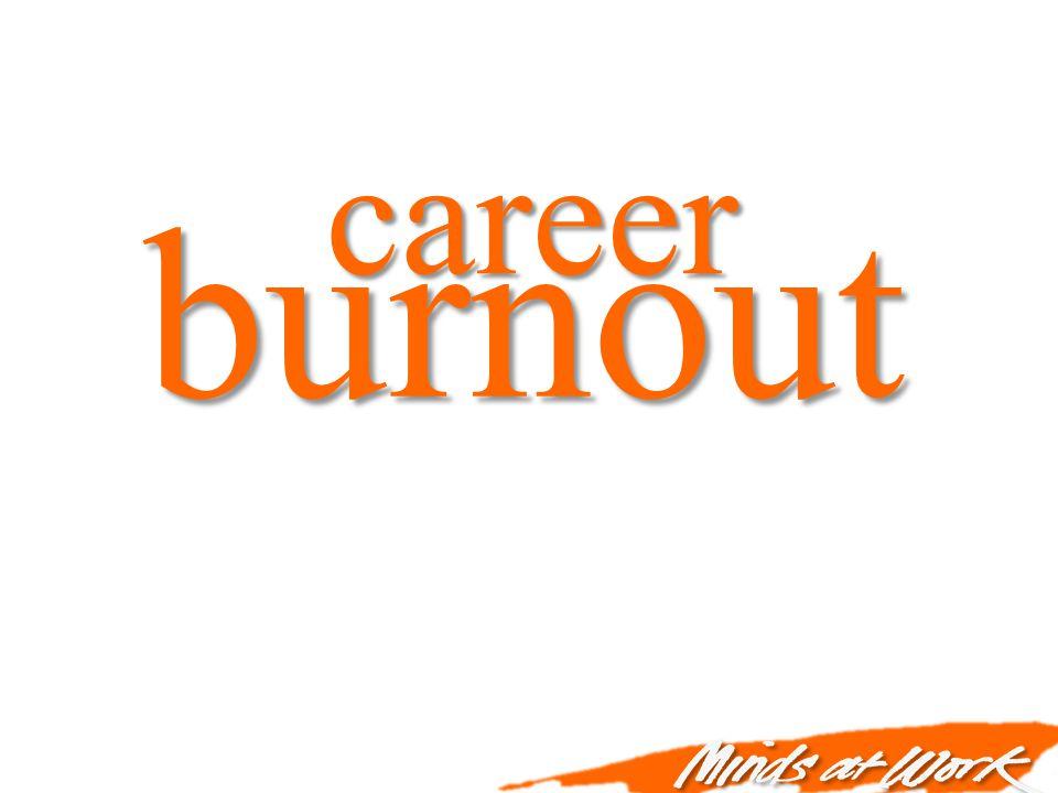burnout career