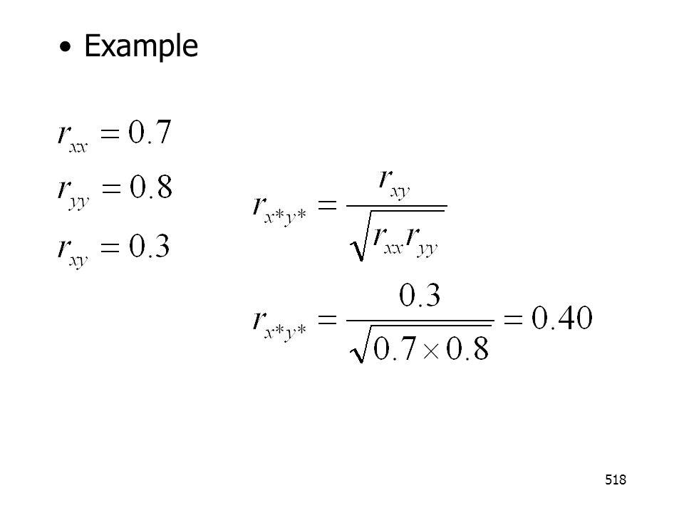 518 Example