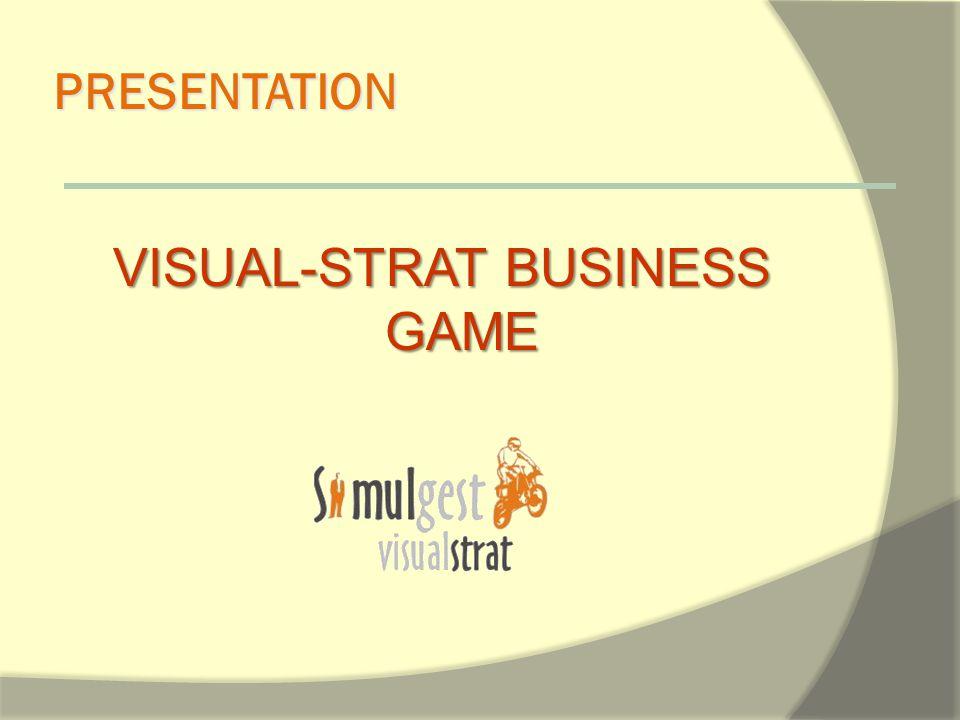 PRESENTATION VISUAL-STRAT BUSINESS GAME