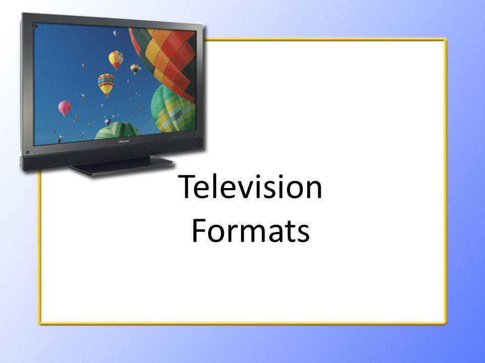 Television Formats
