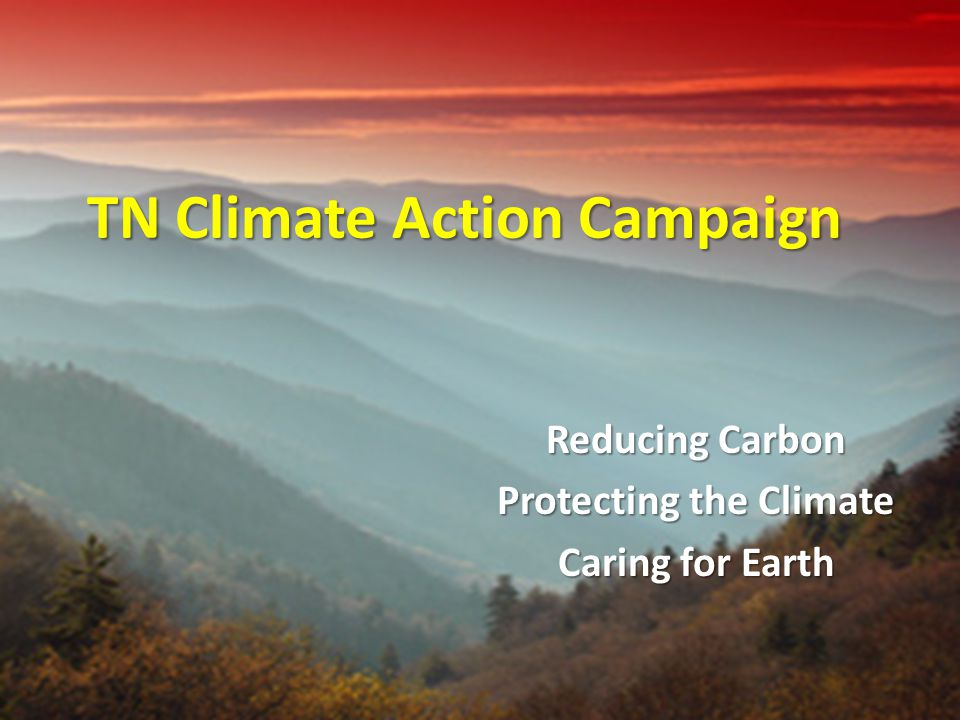 Growing Climate Change Activists We have found a new climate protection activist when someone who has followed through with an audit is then willing to reach out to others to do the do the same out of love for the Earth.