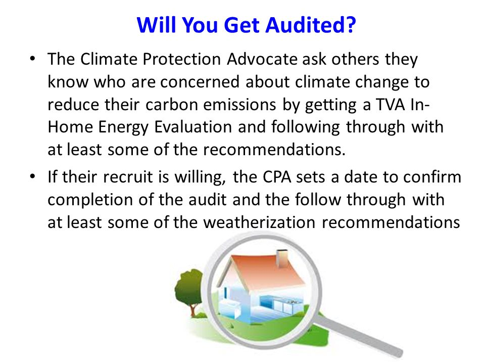 Will You Get Audited.