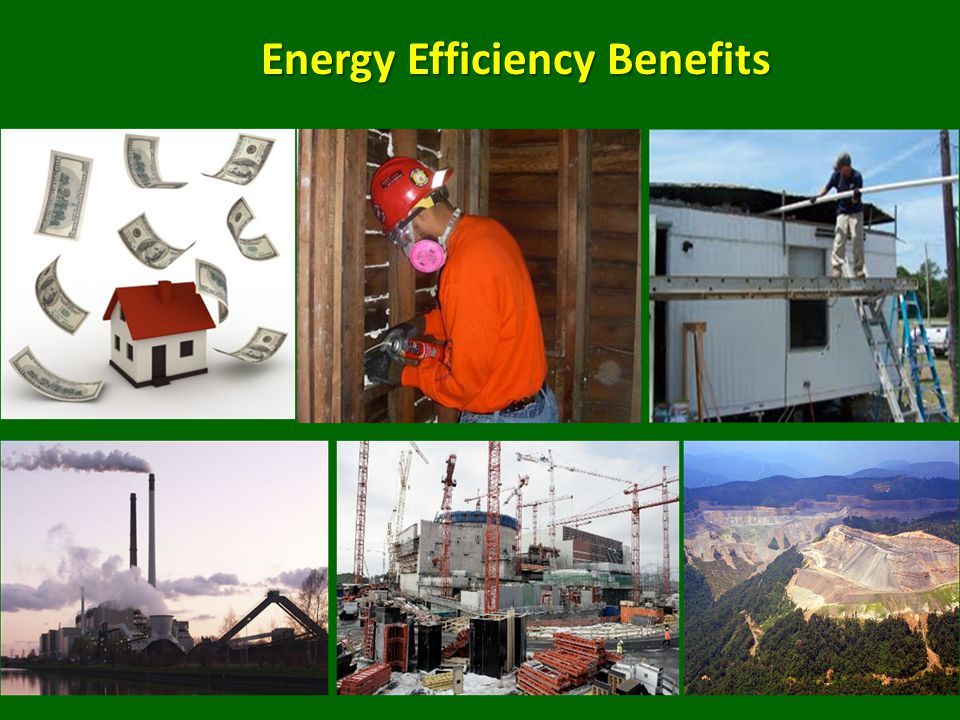 So why arent we moving fast forward with energy efficiency?