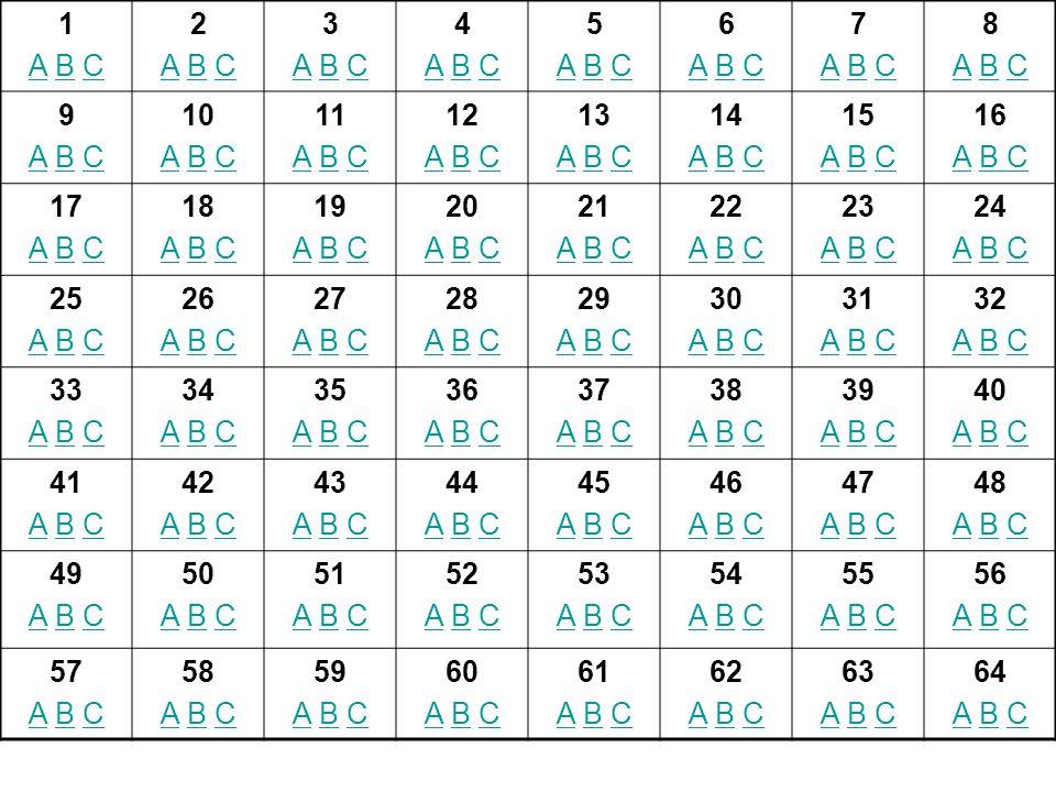 1A B C1A B C 2A B C2A B C 3A B C3A B C 4A B C4A B C 5A B C5A B C 6A B C6A B C 7A B C7A B C 8A B C8A B C 9A B C9A B C 10 AA B CBC 11 AA B CBC 12 AA B C