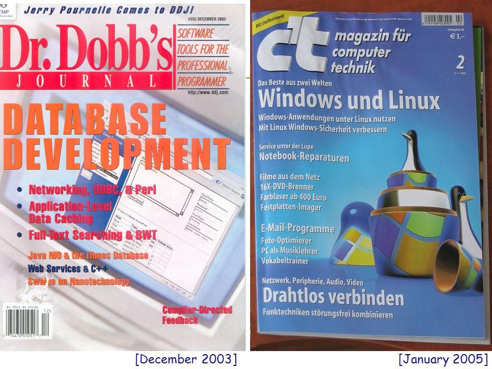 [December 2003][January 2005]