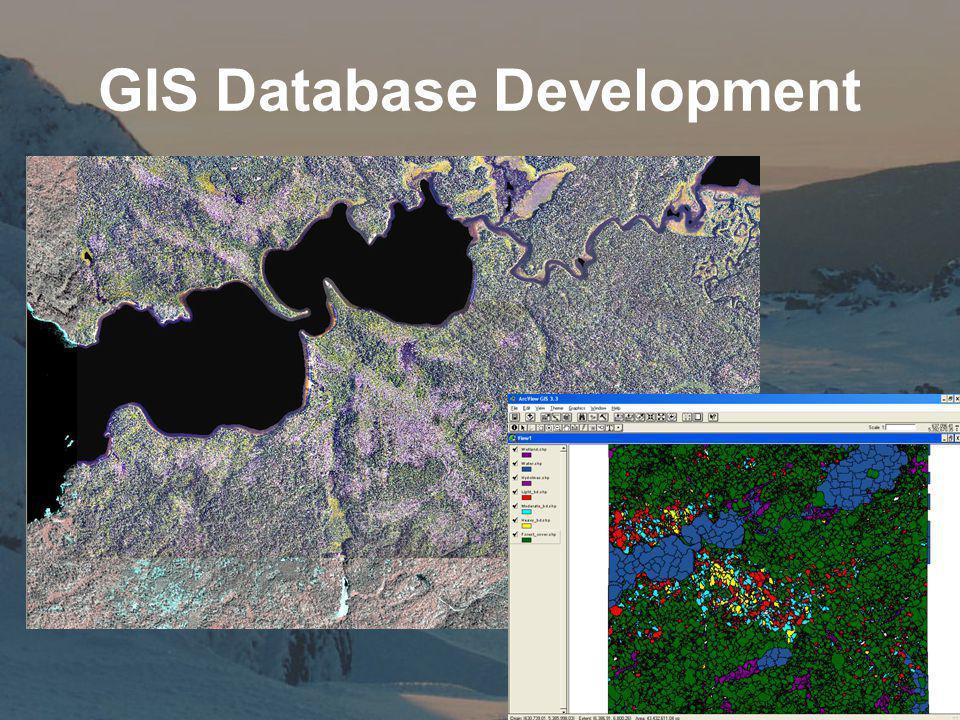 GIS Database Development