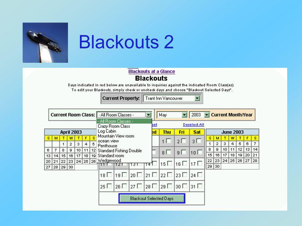 Blackouts 1
