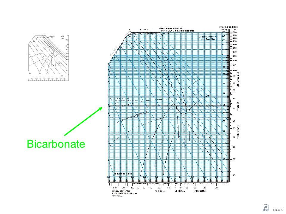 IHG 05 Bicarbonate