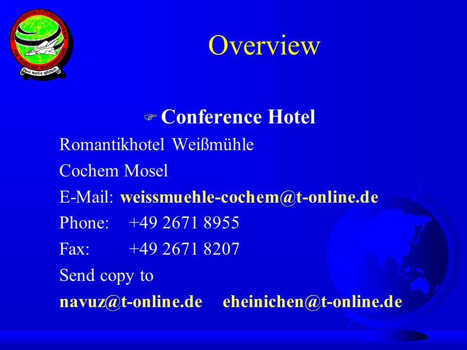 Overview F Conference Hotel Romantikhotel Weißmühle Cochem Mosel E-Mail: weissmuehle-cochem@t-online.de Phone: +49 2671 8955 Fax:+49 2671 8207 Send co