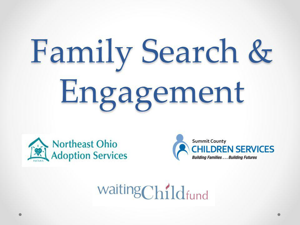 Family Search & Engagement