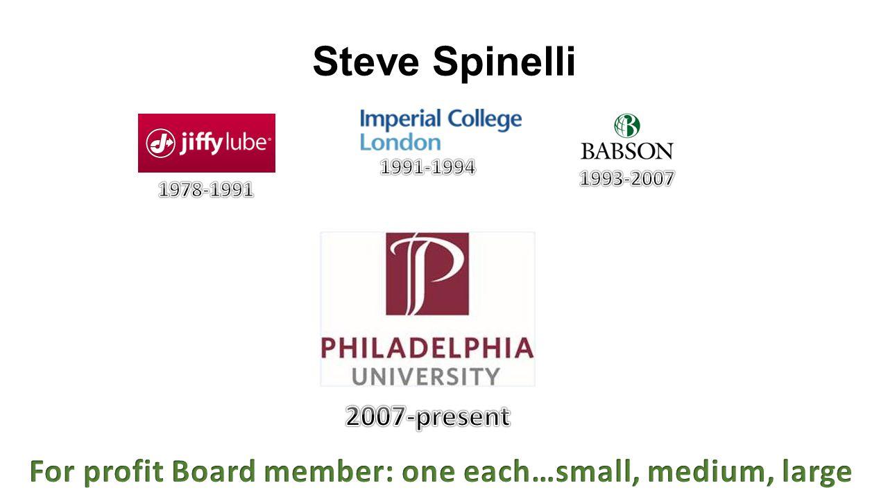 Steve Spinelli