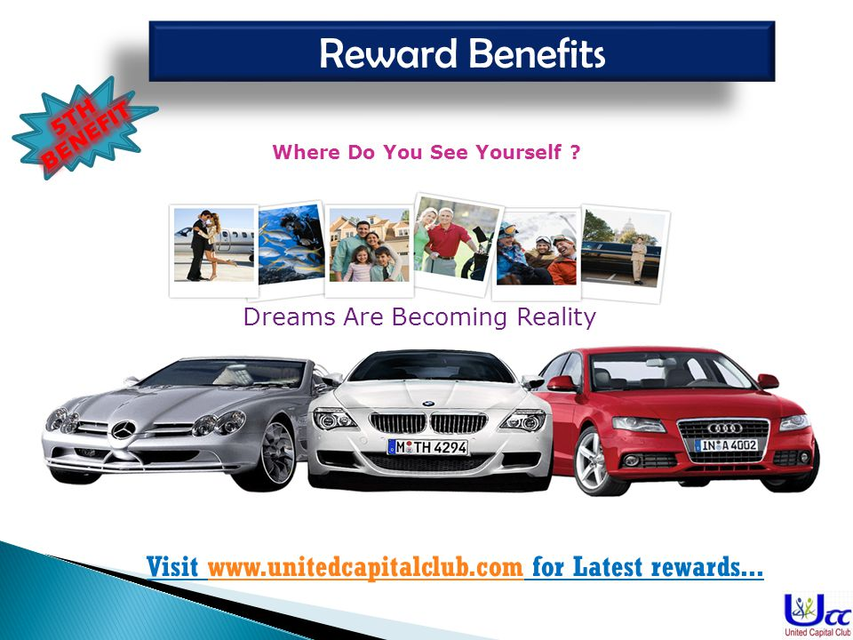 Reward Benefits Where Do You See Yourself .