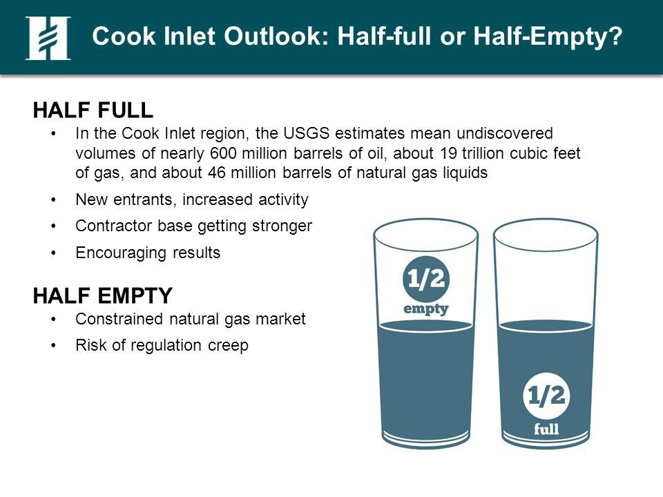 Cook Inlet Outlook: Half-full or Half-Empty.