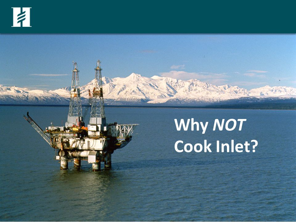 Why NOT Cook Inlet