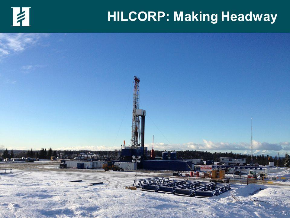ONSHORE: New drilling rigs Swanson River Field Ninilchik, SD8