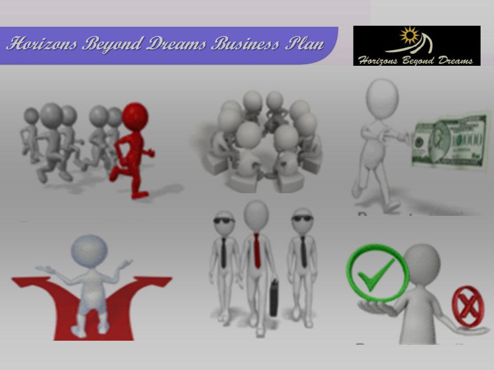 Horizons Beyond Dreams PTY LTD Horizons Beyond Dreams Business Plan