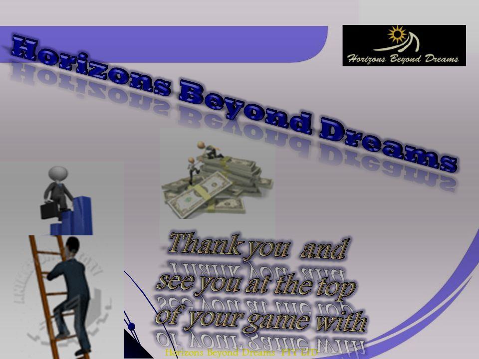 Horizons Beyond Dreams PTY LTD