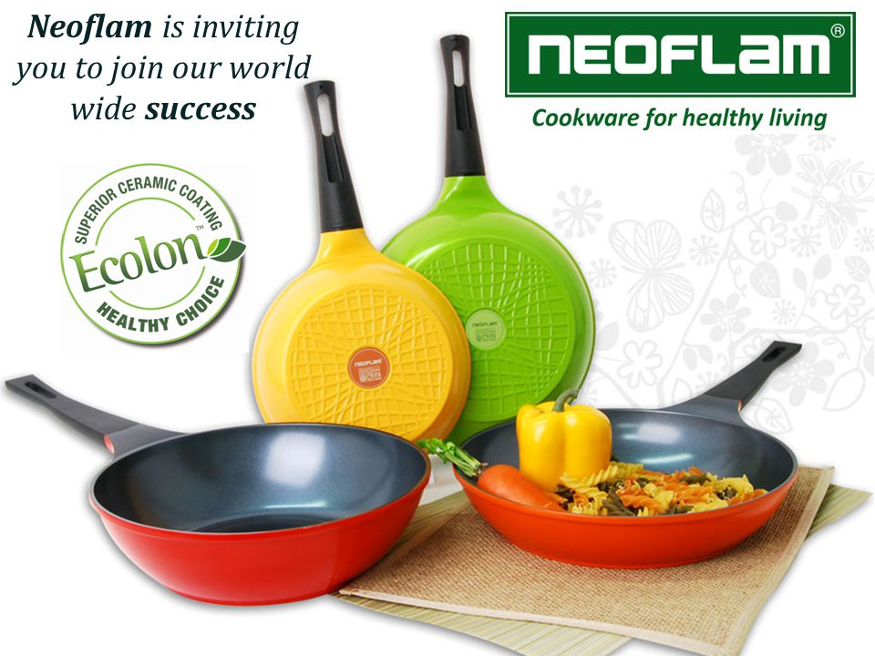 Neoflam is inviting you to join our world wide success