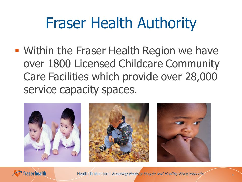 25 Health Protection | Ensuring Healthy People and Healthy Environments Child Care Links Part 3 The Resources