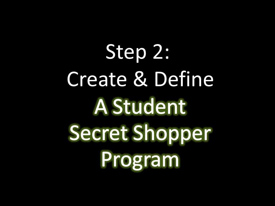 Step 2: Create & Define Unit