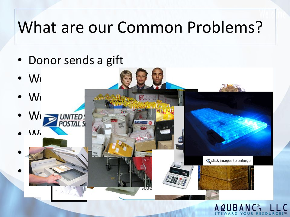 What are our solutions.