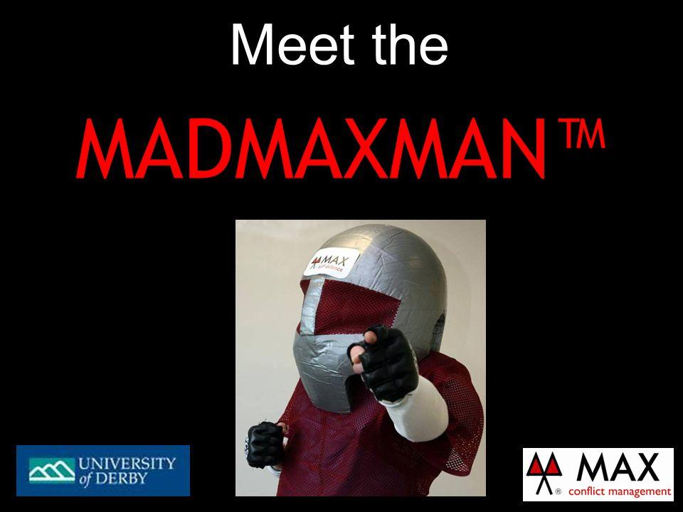 Meet the MADMAXMAN