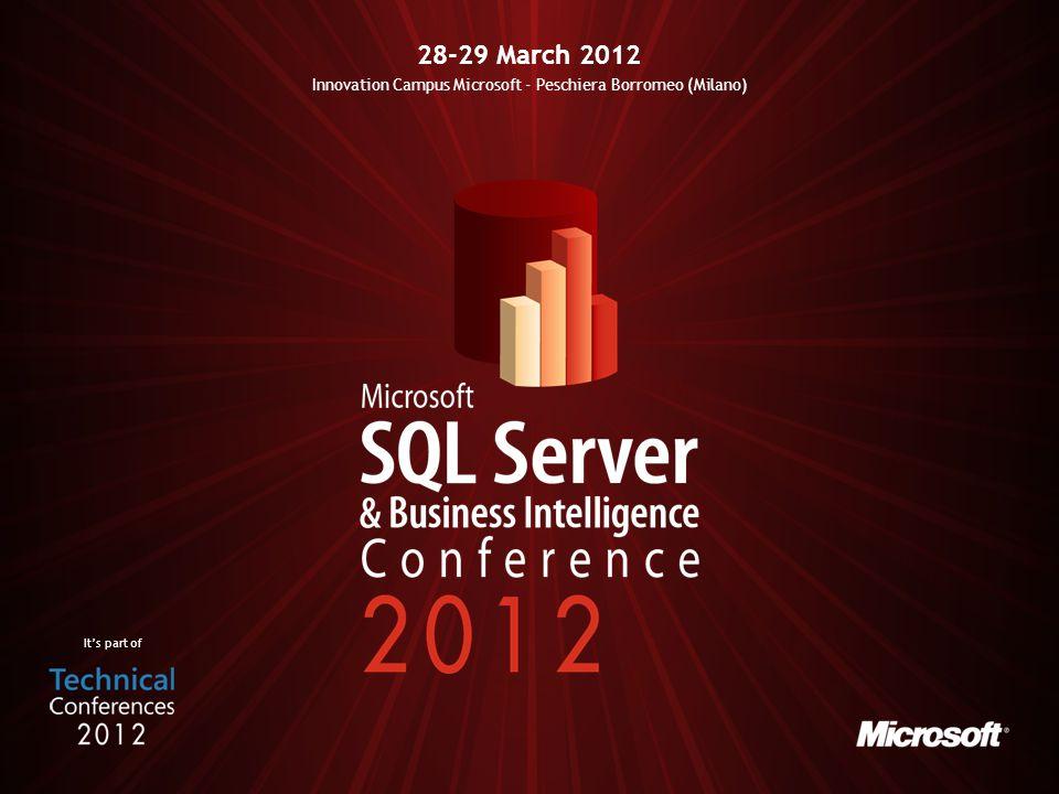 Its part of 28-29 March 2012 Innovation Campus Microsoft - Peschiera Borromeo (Milano)