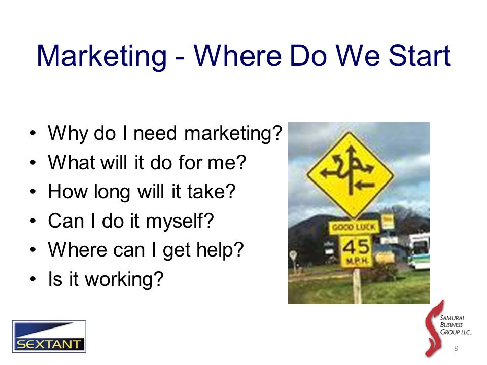 Marketing Cant… Make you competitive Make customers need your product/service Make up for poor quality 9