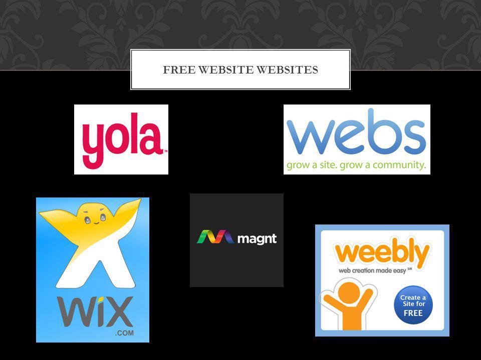 FREE WEBSITE WEBSITES