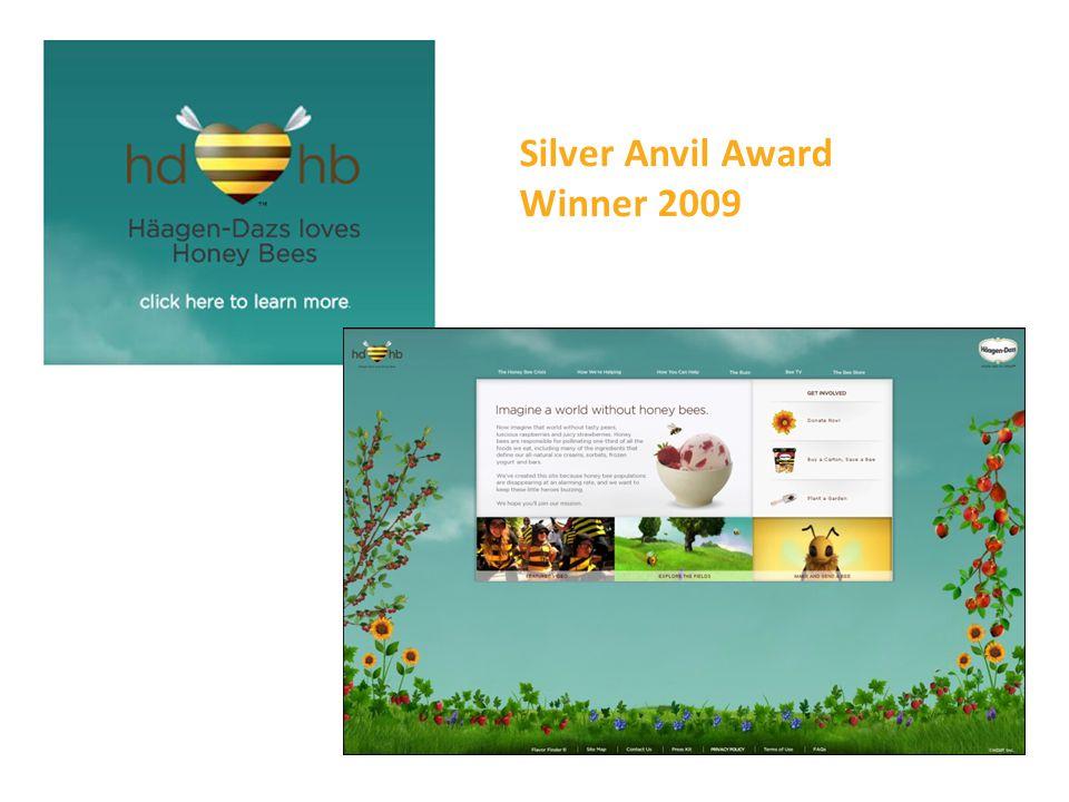 Silver Anvil Award Winner 2009