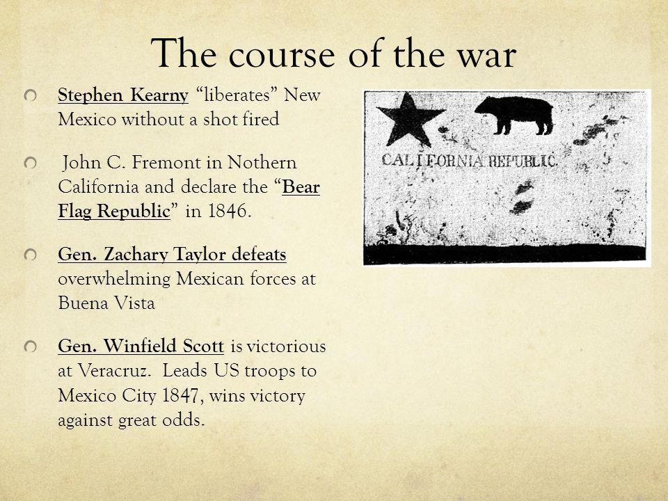 Map: Major Battles of the Mexican-American War Copyright © Houghton Mifflin Company.