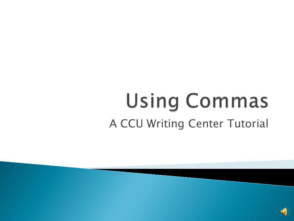 Writing Center Prince 209 (843) 349-2937