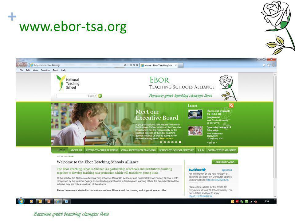 + www.ebor-tsa.org