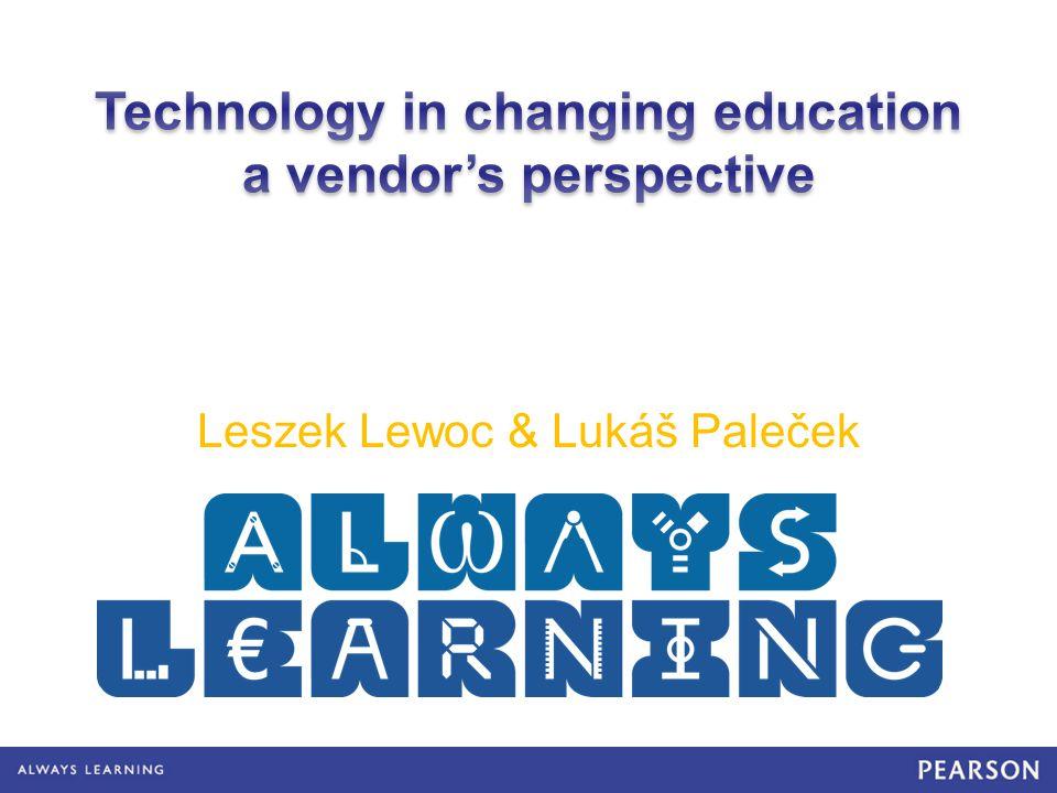 Leszek Lewoc & Lukáš Paleček