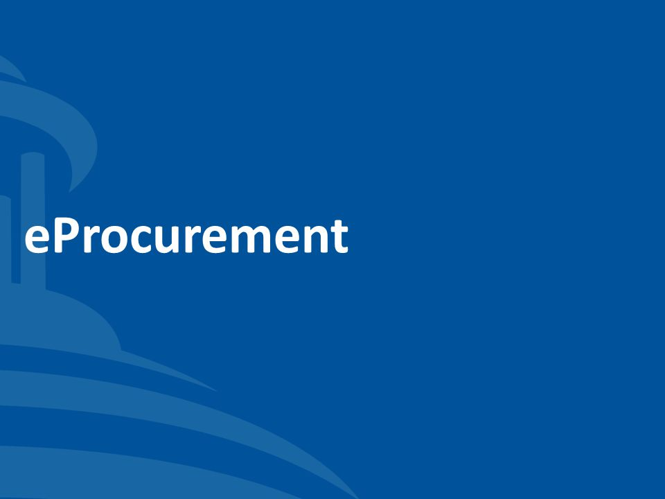 eProcurement Reduces Maverick Spend For strategically-sourced contracts to have value, they need to be used.